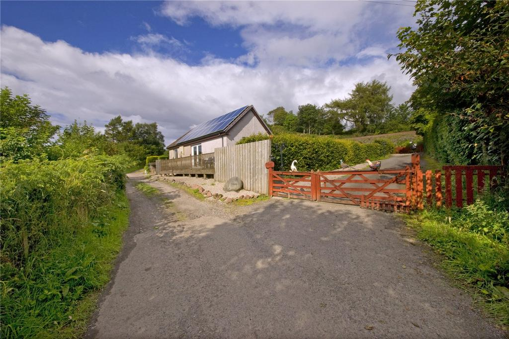 3 Bedrooms Detached Bungalow for sale in Dunard, Glencruitten, Oban, Argyll and Bute, PA34