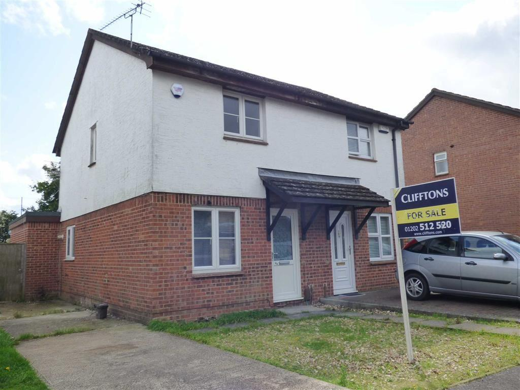 3 Bedrooms Semi Detached House for sale in Tarrant Road, Muscliff, Bournemouth, Dorset