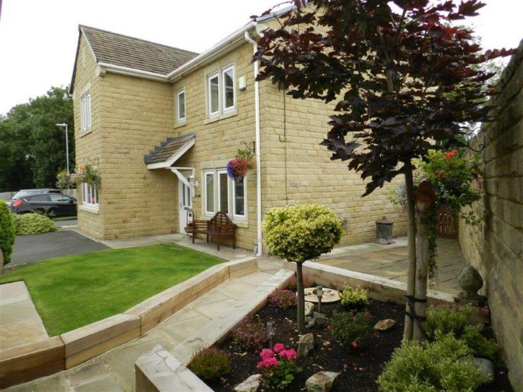 4 Bedrooms Detached House for sale in The Maltings, Shepley, Huddersfield, HD8