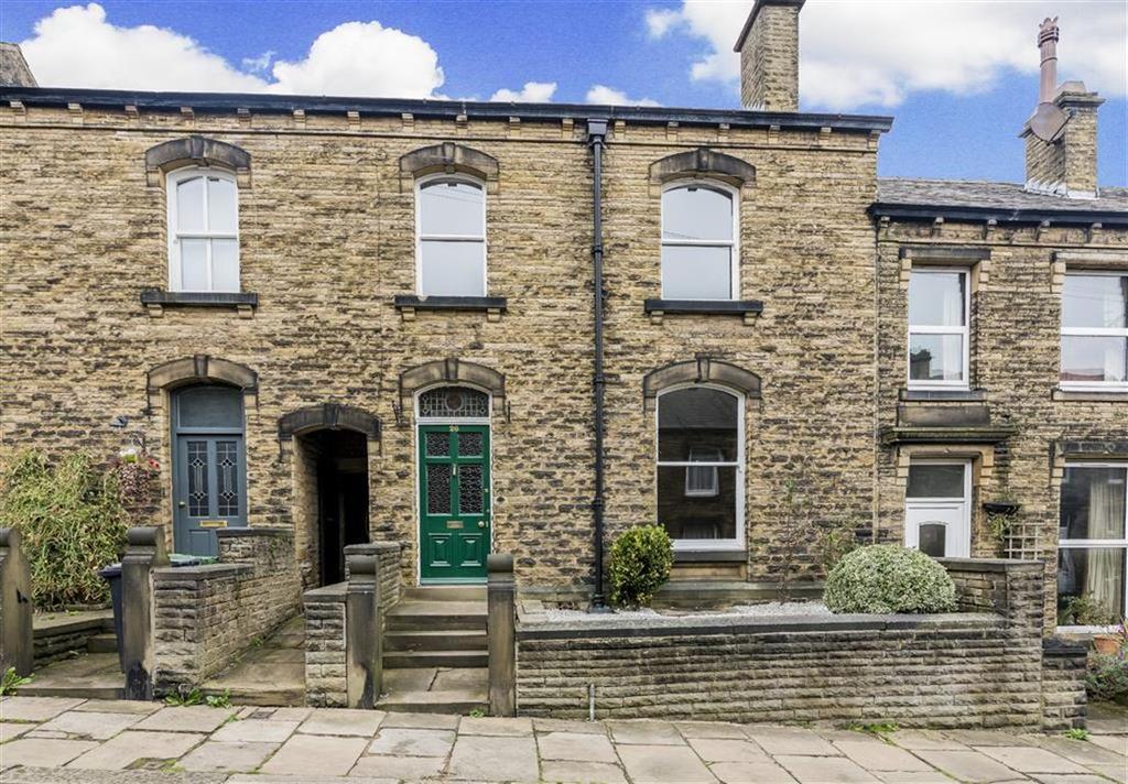 3 Bedrooms Terraced House for sale in Wormald Street, Almondbury, Huddersfield, HD5