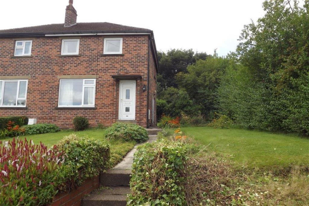 3 Bedrooms Semi Detached House for sale in Mayfield, Oxspring, Sheffield, S36