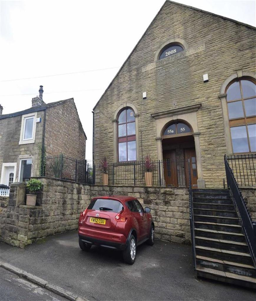 5 Bedrooms Semi Detached House for sale in Lanehouse, Trawden, Lancashire