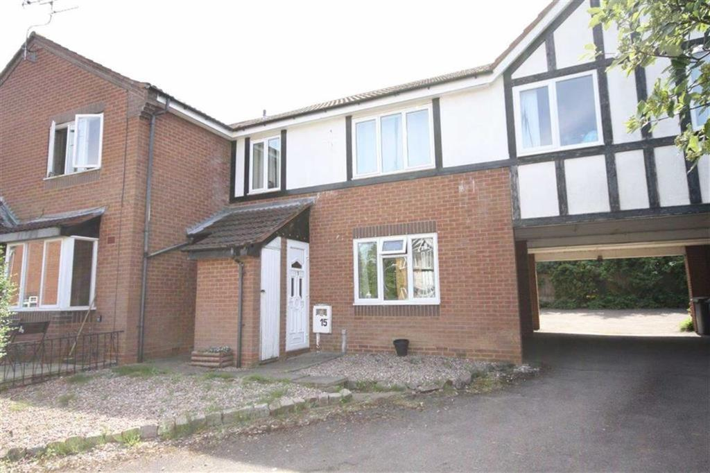 1 Bedroom Flat for sale in Rochester Close, Nuneaton