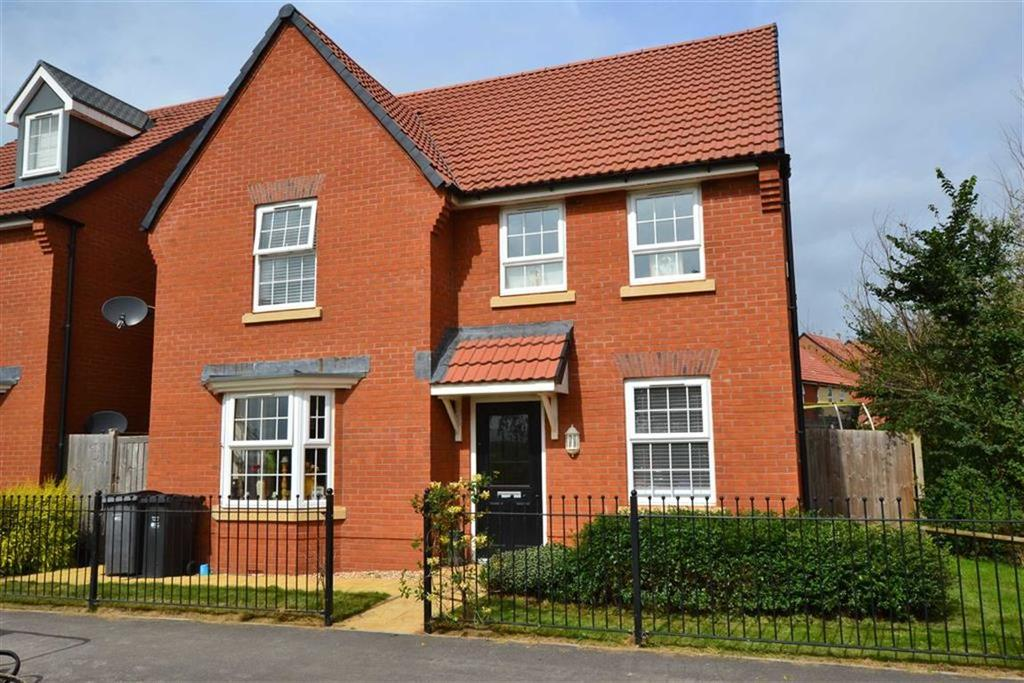 4 Bedrooms Detached House for sale in Sellicks Road, Monkton Heathfield, Taunton, Somerset, TA2