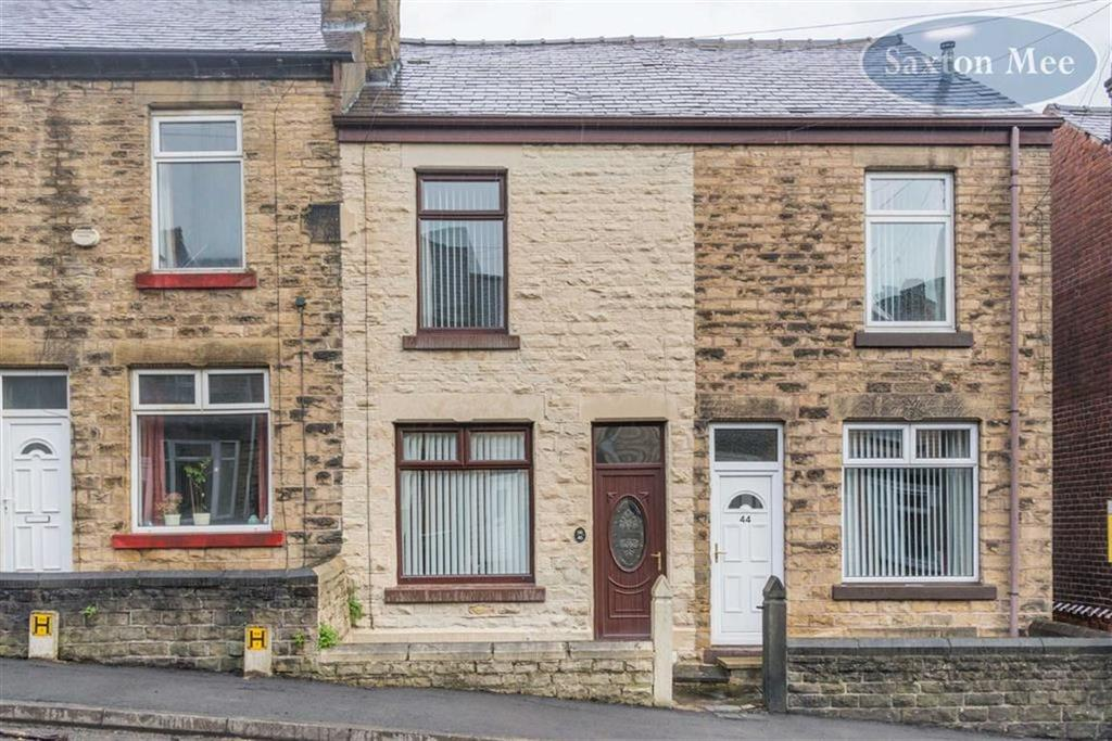 3 Bedrooms Terraced House for sale in Wynyard Road, Hillsborough, Sheffield, S6