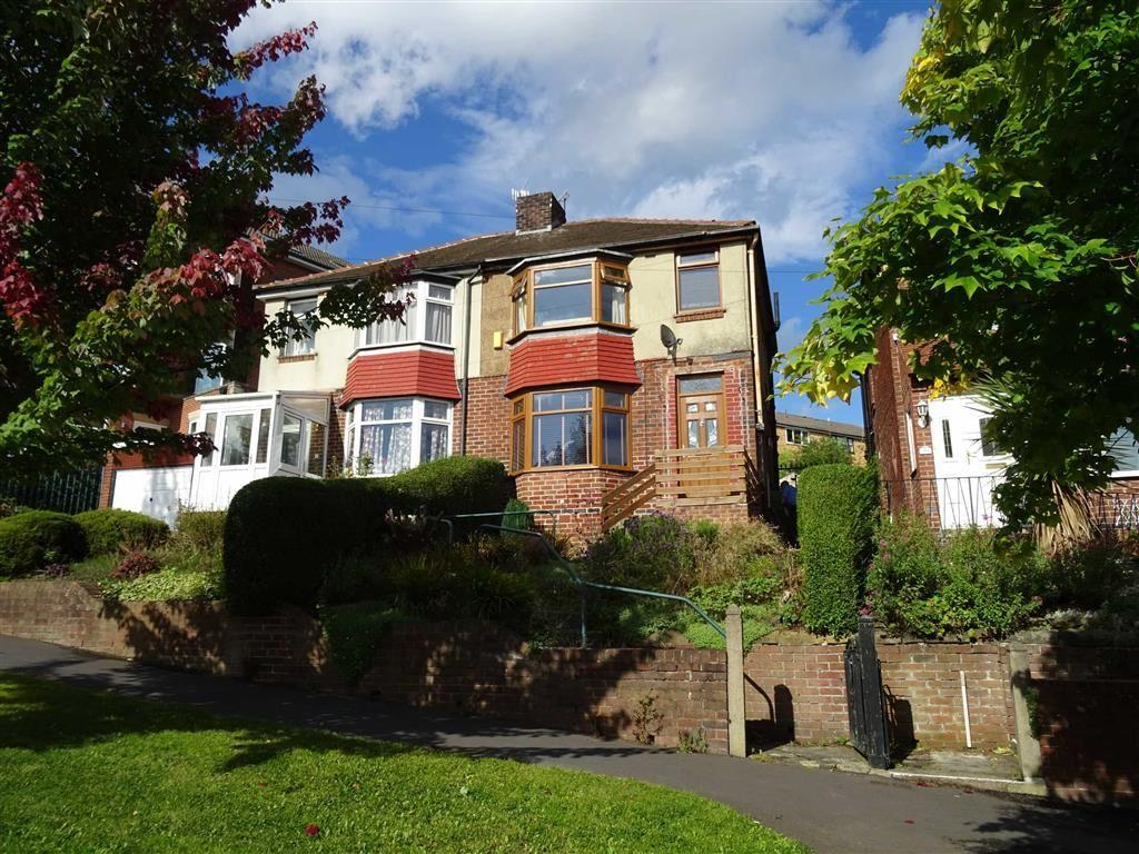 3 Bedrooms Semi Detached House for sale in Wisewood Lane, Wisewood, Sheffield, S6