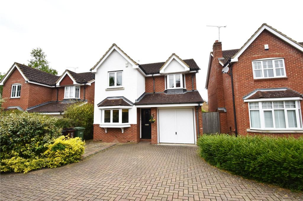 4 Bedrooms Detached House for sale in Newfield Way, St Albans
