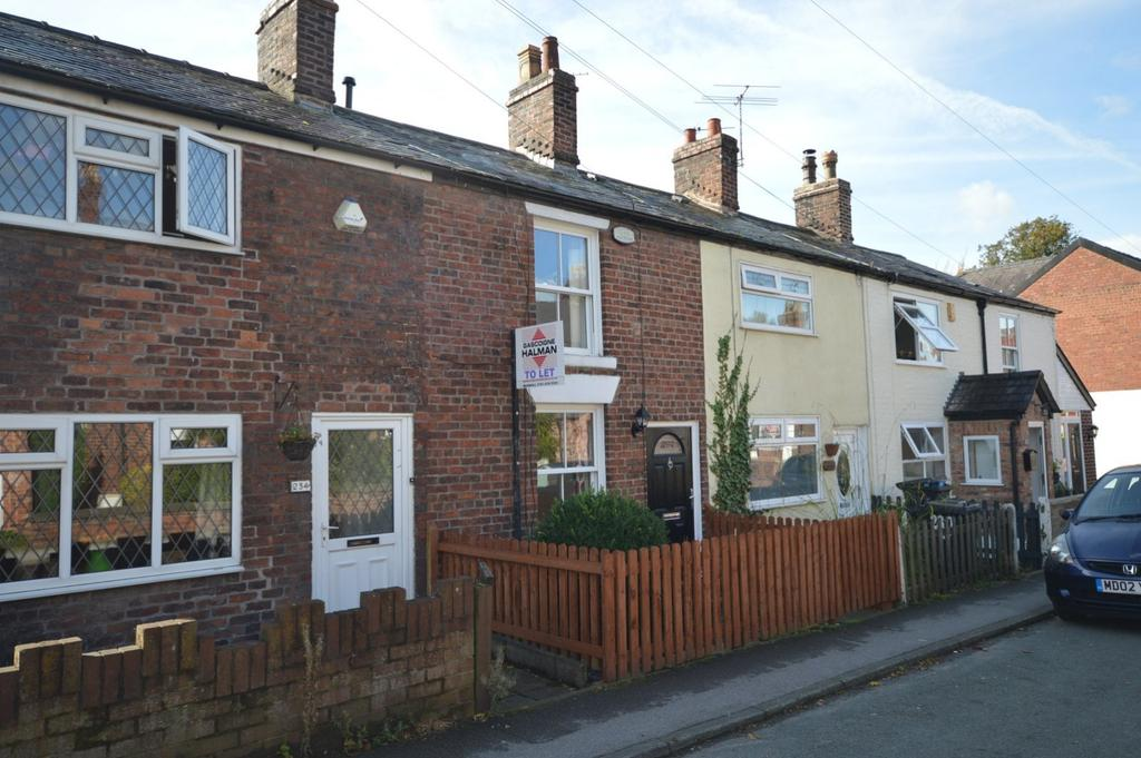 2 Bedrooms Terraced House for rent in Park Lane, Poynton