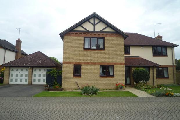 4 Bedrooms Detached House for sale in Brampton Close, Wisbech, PE13