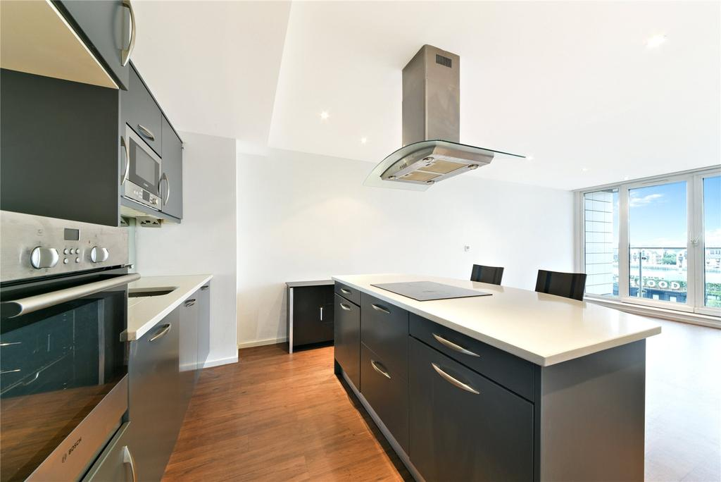 2 Bedrooms Apartment Flat for sale in Western Gateway Royal Victoria, London, E16