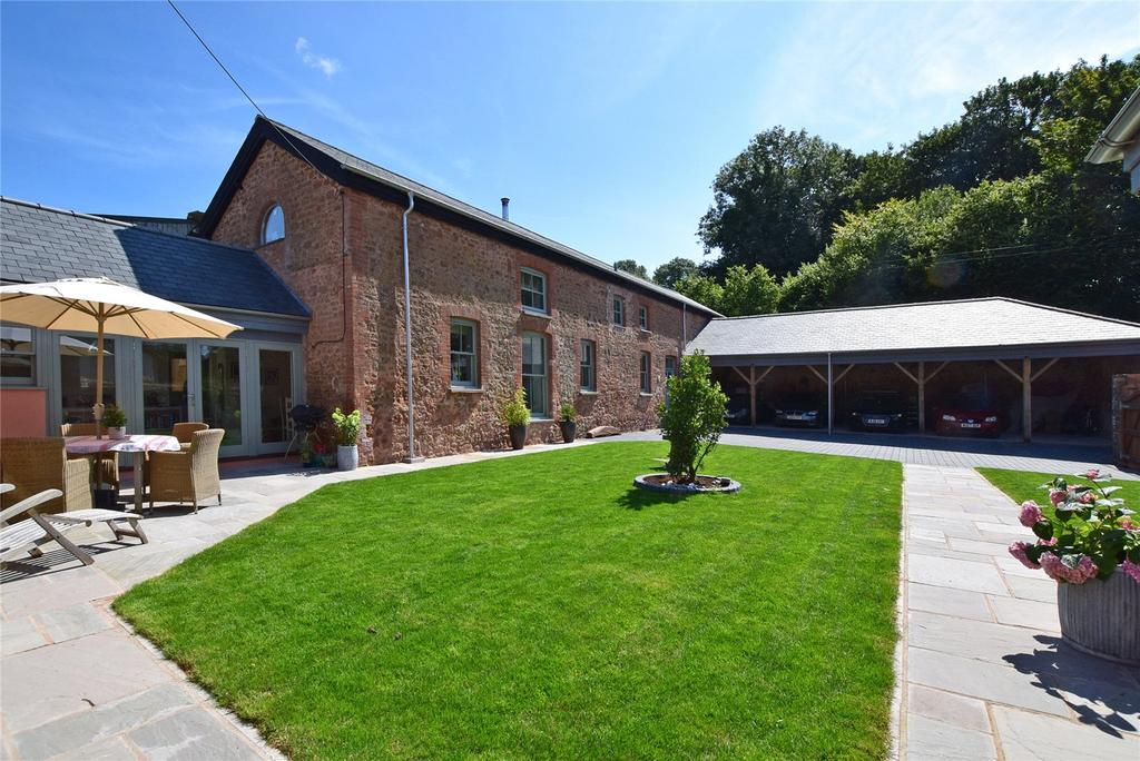 6 Bedrooms Barn Conversion Character Property for sale in Northmostown, Sidmouth, Devon