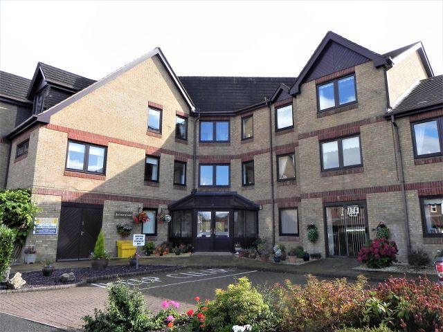1 Bedroom Retirement Property for sale in Jerome Court,Langham Green,Streetly