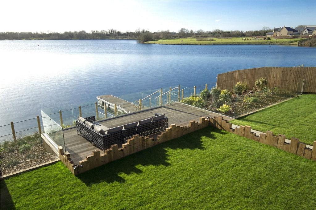 3 Bedrooms Detached House for sale in Cerney On The Water, Cirencester, Gloucestershire