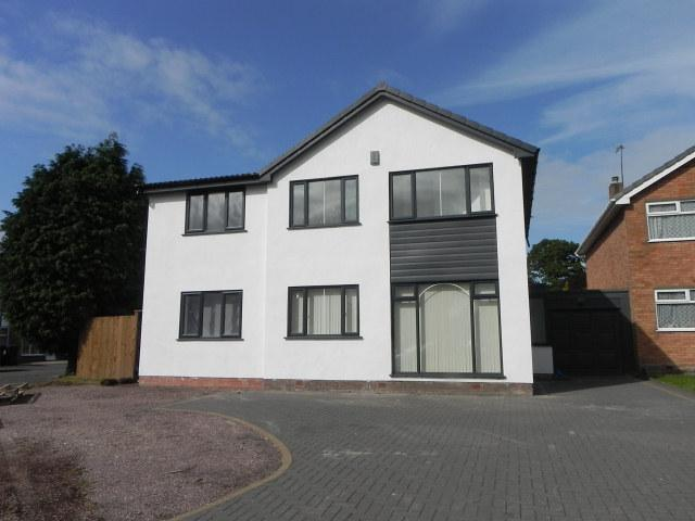 5 Bedrooms Detached House for sale in Penns Lane,Walmley,Sutton Coldfield