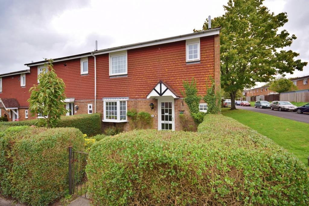 3 Bedrooms End Of Terrace House for sale in Black Dam , Basingstoke, RG21