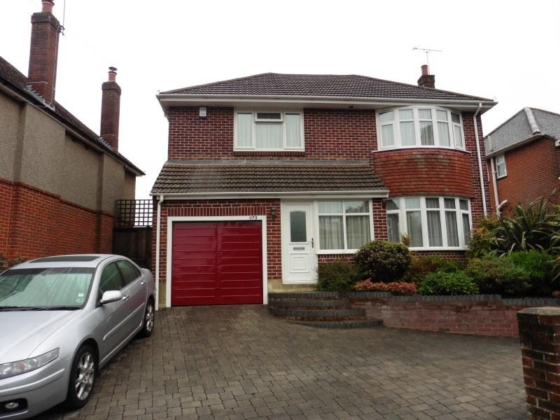 3 Bedrooms Detached House for sale in Wimborne Road, Redhill, Bournemouth