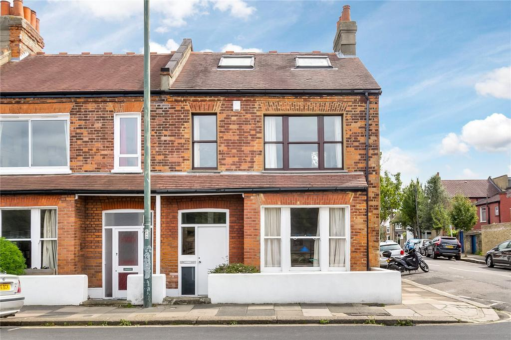 4 Bedrooms End Of Terrace House for sale in Lonsdale Road, Barnes, London
