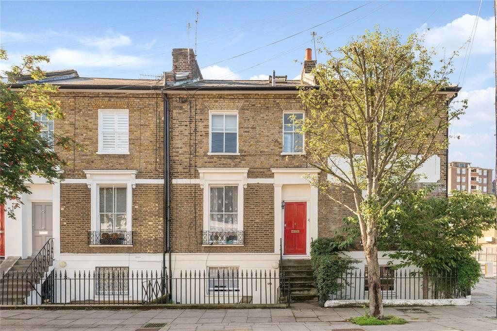 2 Bedrooms Flat for sale in Downham Road, Islington, London