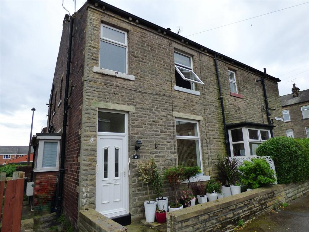 2 Bedrooms Terraced House for sale in Neville Street, Cleckheaton, BD19