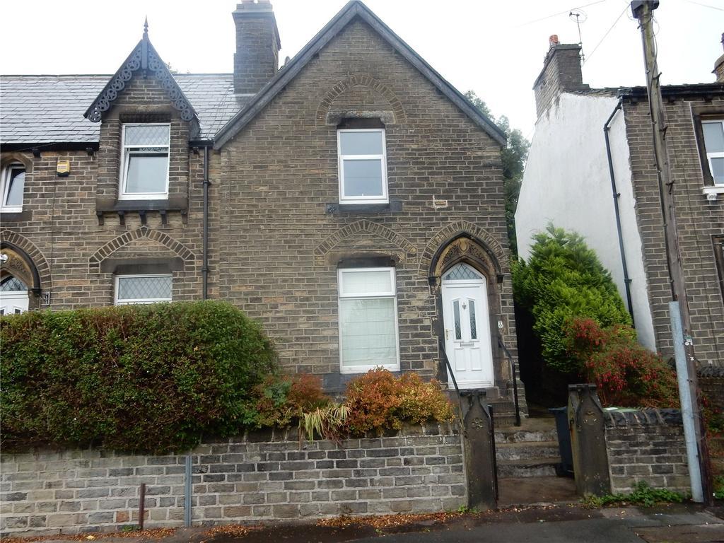 2 Bedrooms Semi Detached House for sale in School Lane, Berry Brow, Huddersfield, HD4