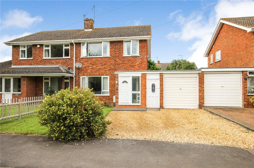 3 Bedrooms Semi Detached House for sale in Tuer Way, Inkberrow, Worcester, Worcestershire, WR7