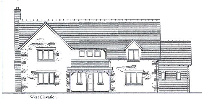 5 Bedrooms Detached House for sale in Corfton, Craven Arms, Shropshire, SY7