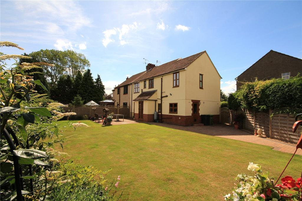 4 Bedrooms Semi Detached House for sale in Old Gloucester Road, Frenchay, Bristol, BS16