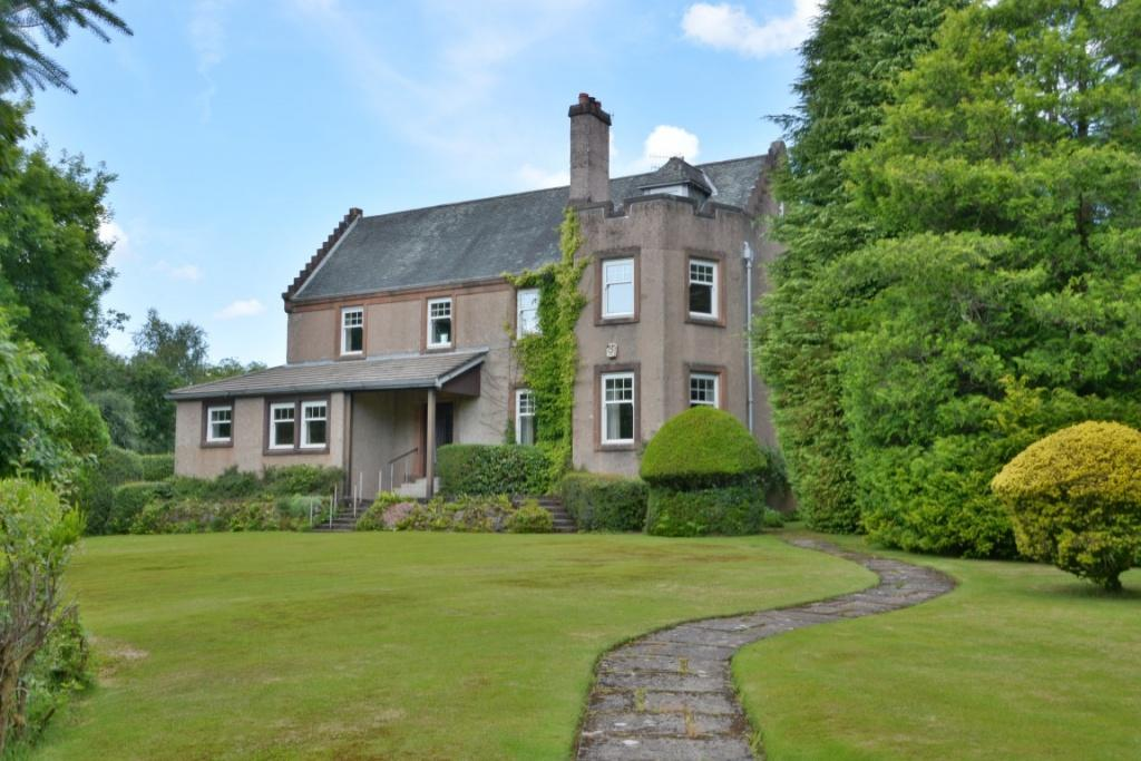 7 Bedrooms Detached House for sale in Dunfraoich Glenmosston Road, Kilmacolm, PA13 4PF
