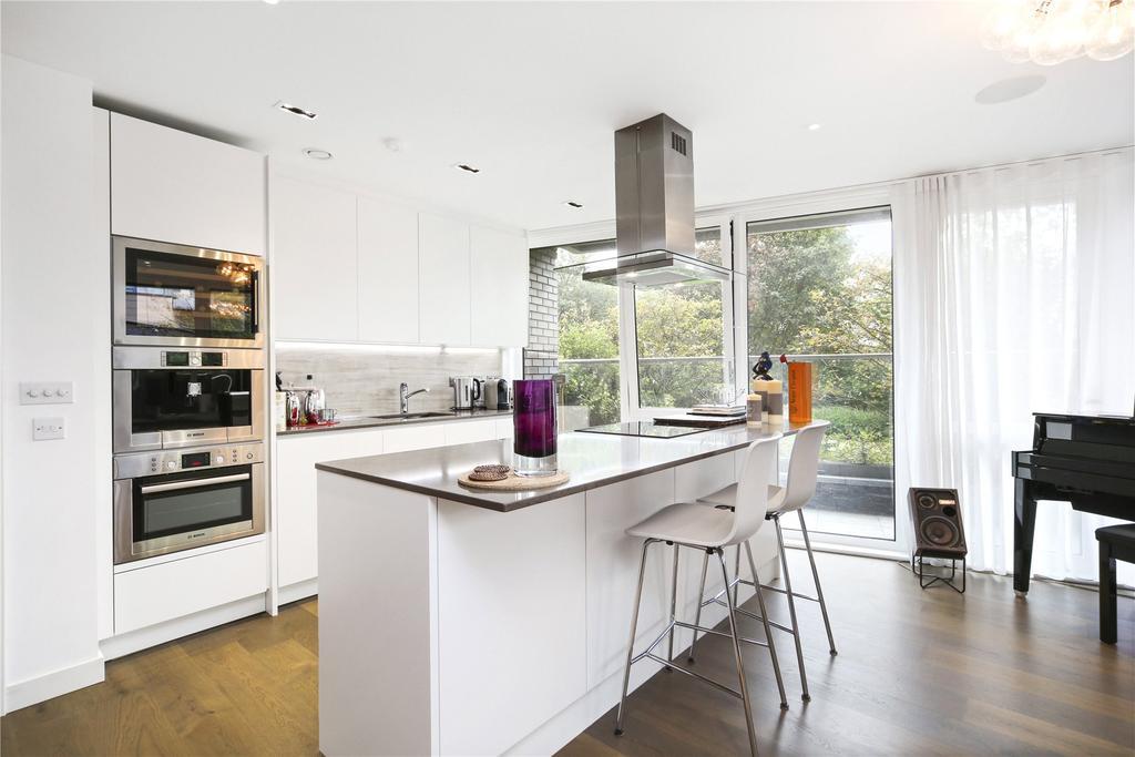 2 Bedrooms Flat for sale in Rivulet Apartments, Devan Grove, London, N4