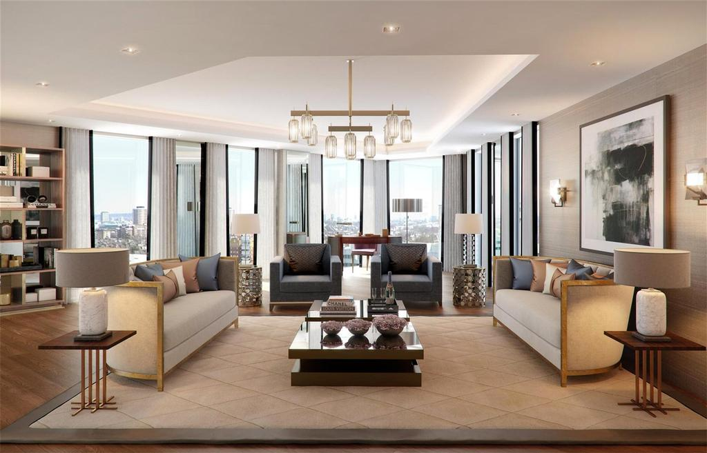 3 Bedrooms Flat for sale in Marquis House, Sovereign Court, 45 Beadon Road, London, W6