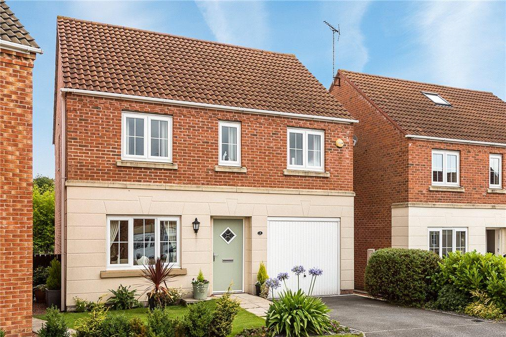 4 Bedrooms Detached House for sale in Sovereign Fold, Knaresborough, North Yorkshire
