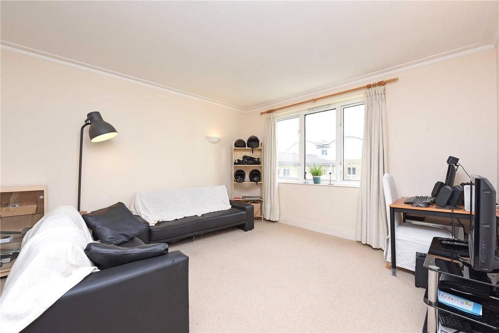 1 Bedroom Flat for sale in Prospect Quay, 98 Point Pleasant, London, SW18