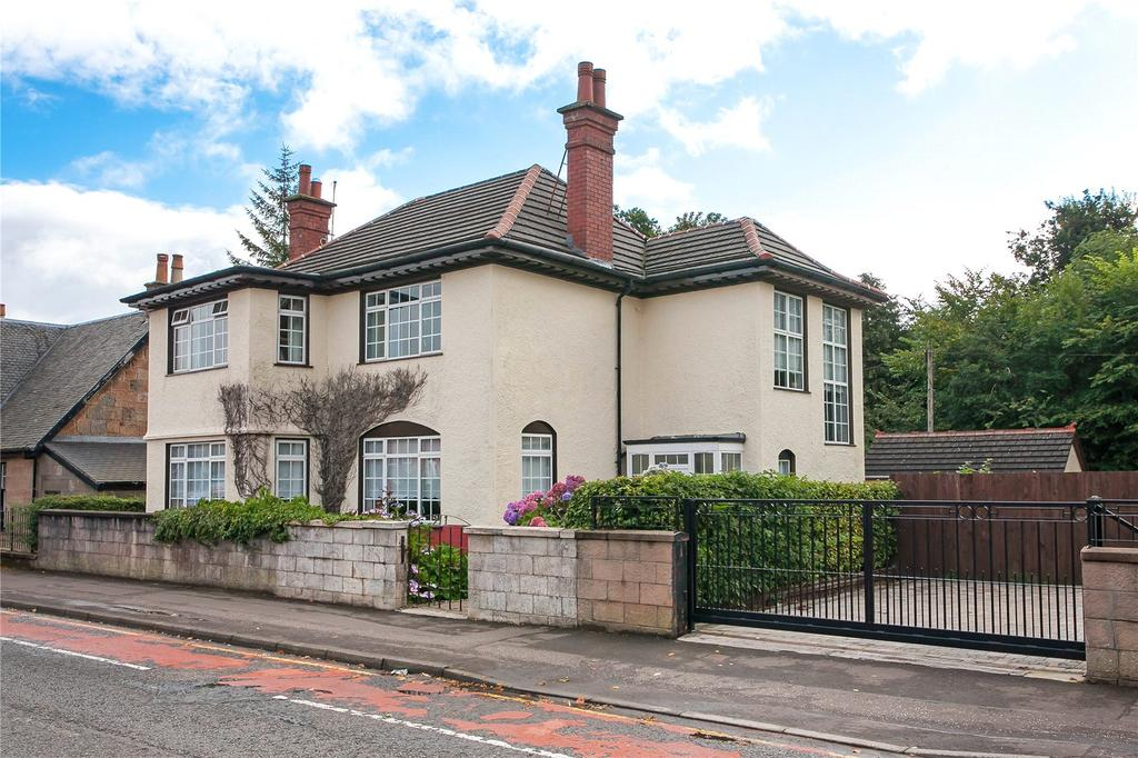 4 Bedrooms Detached House for sale in Heathercraigs, Ayr Road, Newton Mearns, Glasgow, Lanarkshire
