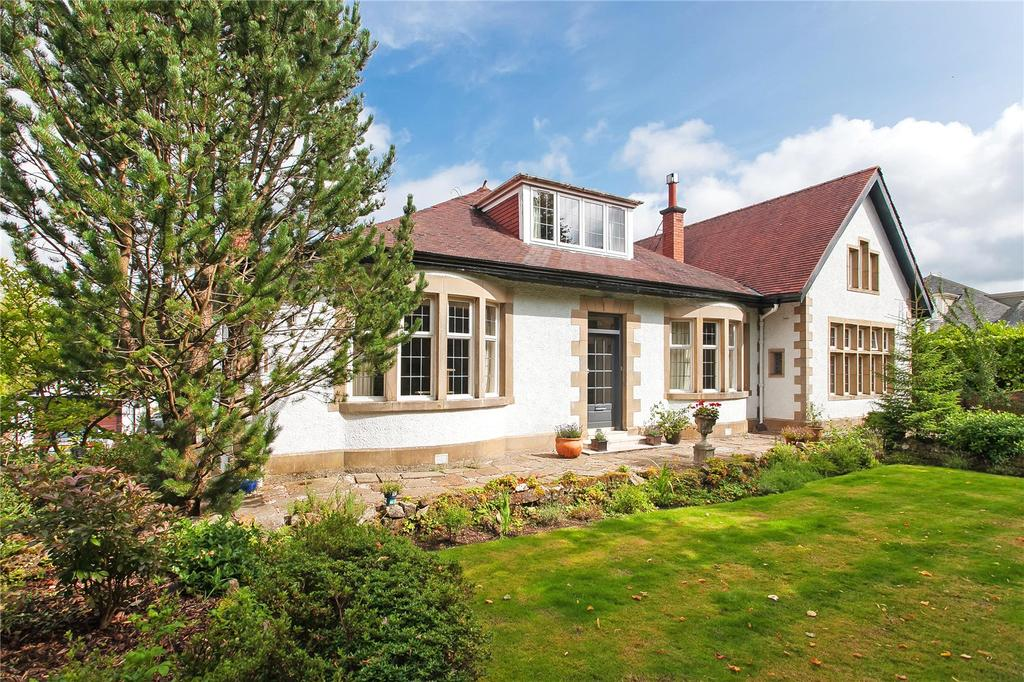 5 Bedrooms Detached House for sale in Norwood Drive, Giffnock, Glasgow