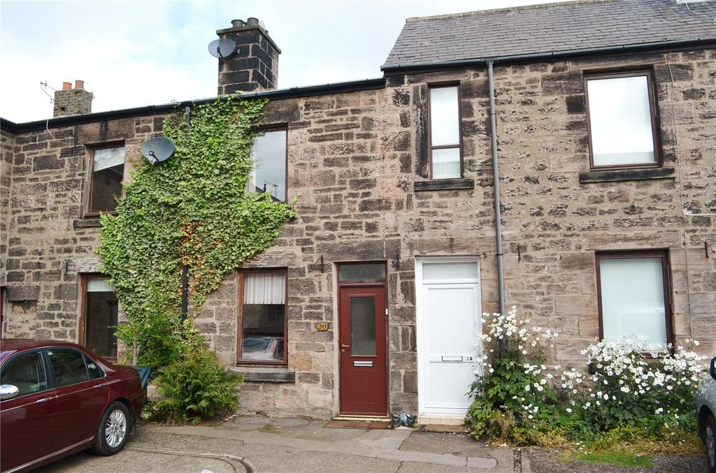 2 Bedrooms Terraced House for sale in Northumberland Road, Tweedmouth, Berwick-Upon-Tweed, Northumberland