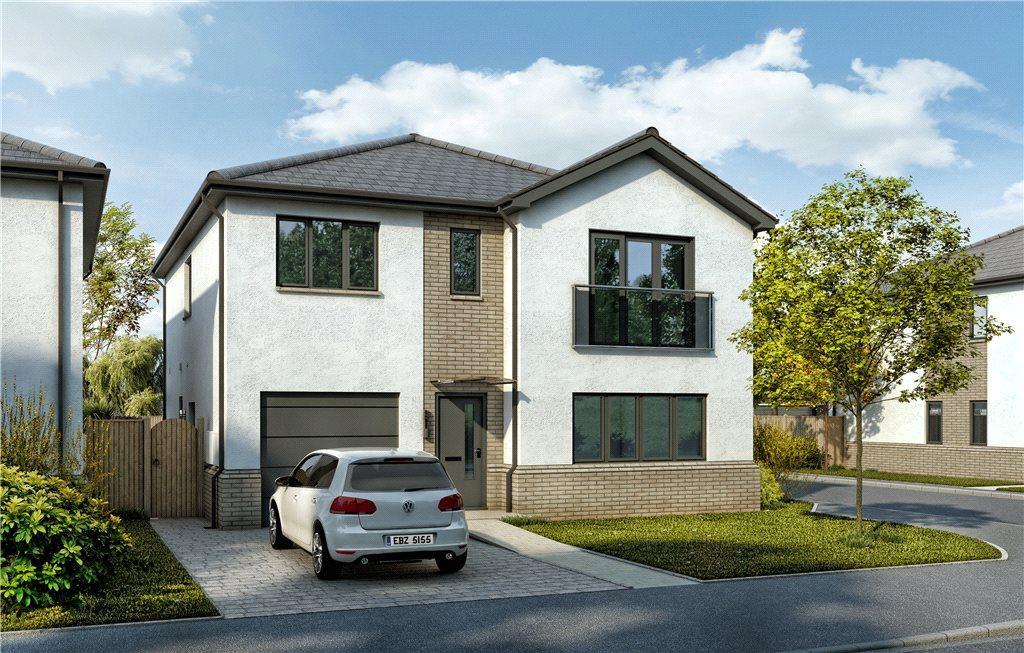 4 Bedrooms Detached House for sale in GREENWOOD PLOT 8, High Moor Avenue, Leeds, West Yorkshire