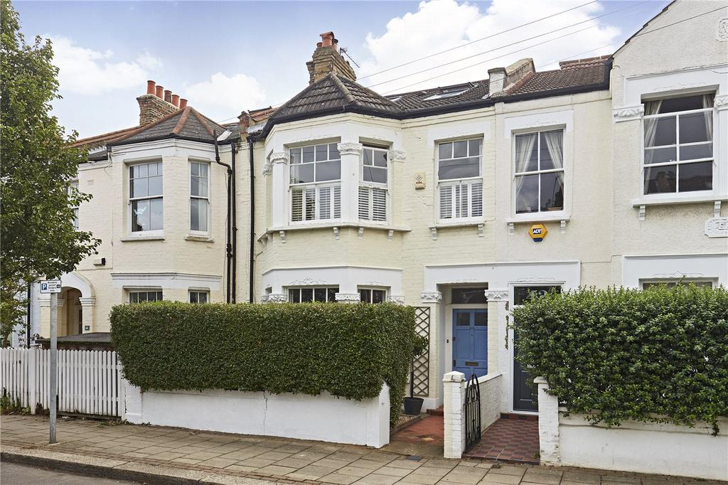 5 Bedrooms Terraced House for sale in Mexfield Road, London, SW15