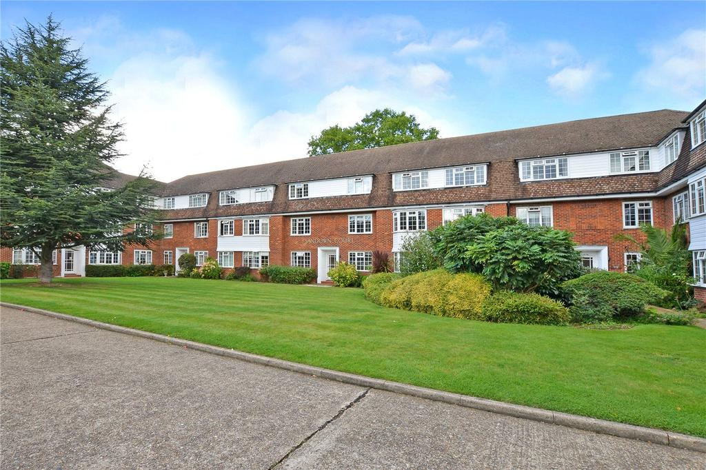 2 Bedrooms Flat for sale in Sandown Court, Grange Road, Sutton, SM2