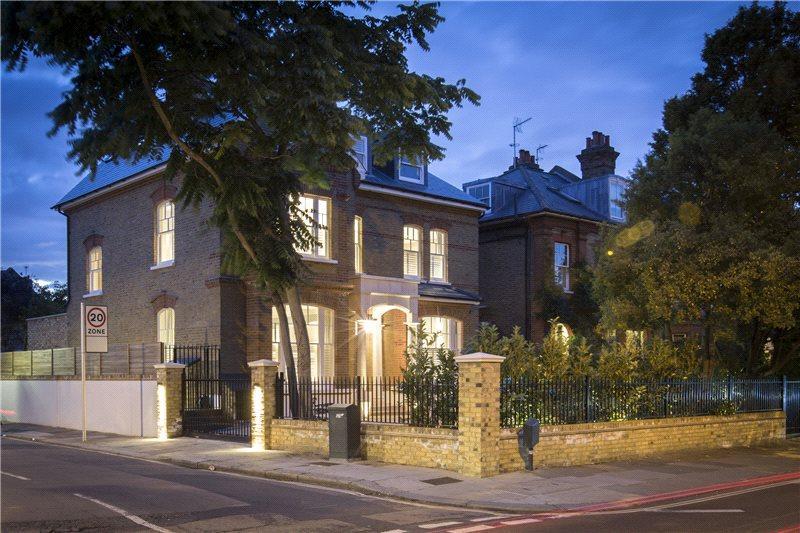7 Bedrooms House for sale in Castelnau, Barnes, London, SW13