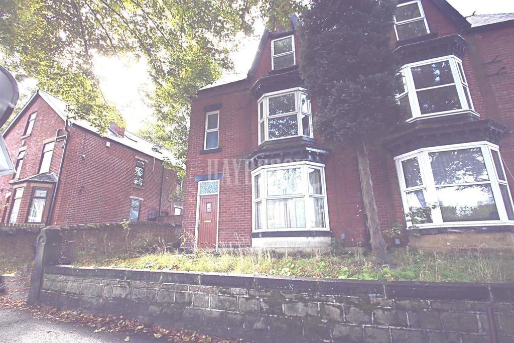 4 Bedrooms Semi Detached House for sale in Meersbrook Road, Meersbrook, Sheffield