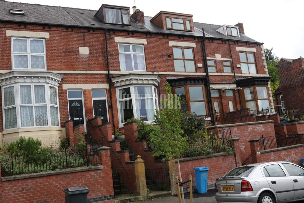 4 Bedrooms Semi Detached House for sale in Burngreave Street, Pitsmoor