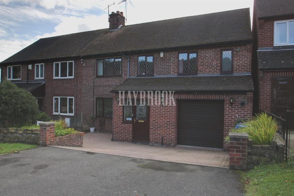 5 Bedrooms Semi Detached House for sale in Spital Lane, Chesterfield