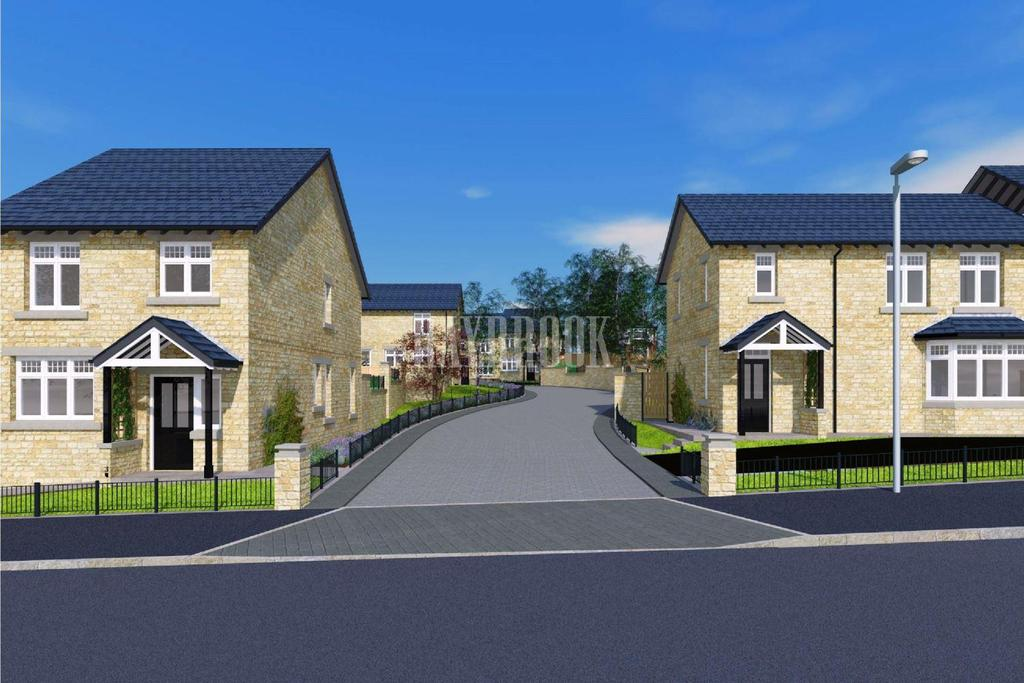 3 Bedrooms Detached House for sale in The Grove, Blenheim View, Longcar Lane, Barnsley.