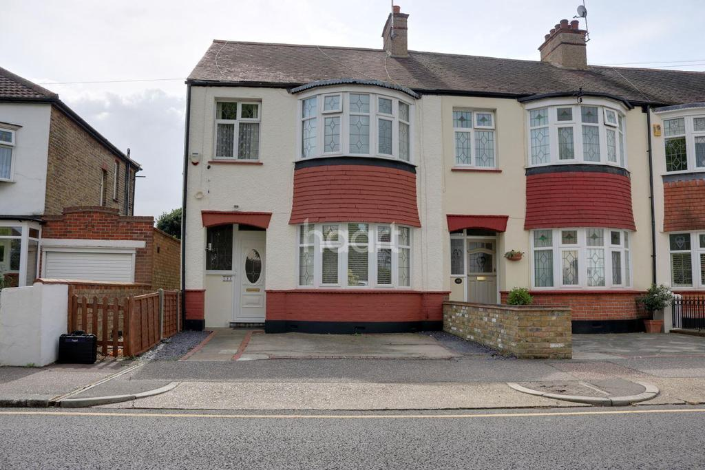 3 Bedrooms End Of Terrace House for sale in Leigh-on-sea