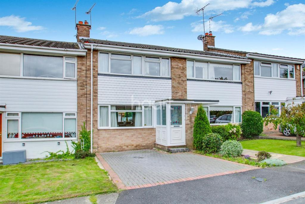 3 Bedrooms Terraced House for sale in Pendlestone, Hadleigh