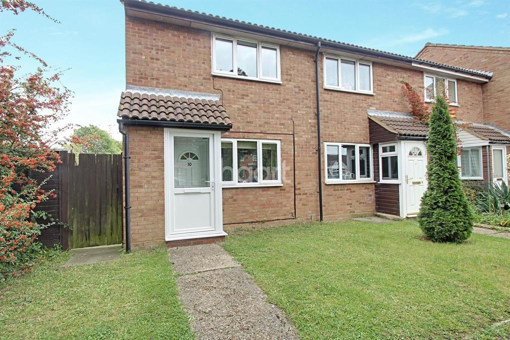 2 Bedrooms End Of Terrace House for sale in Bassett Close, Cambridge