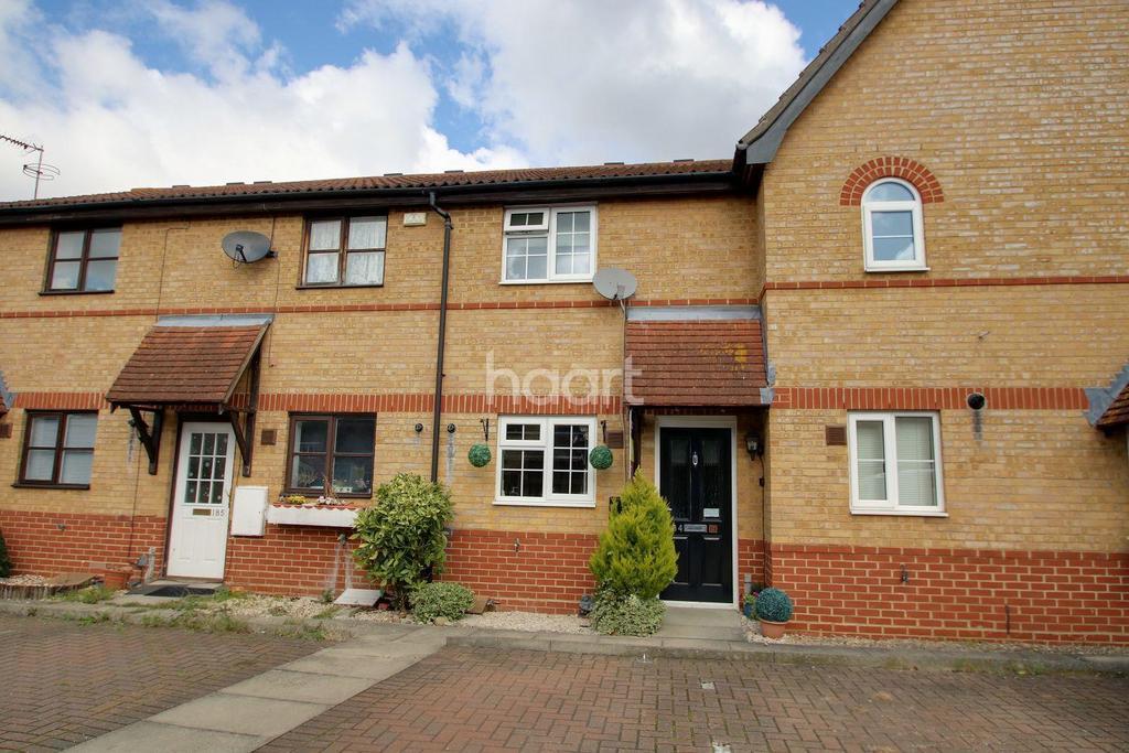 2 Bedrooms Terraced House for sale in Coalport Close