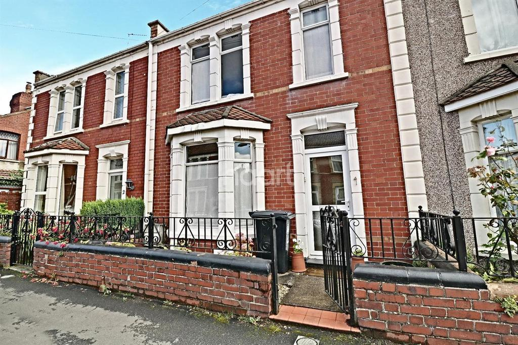 3 Bedrooms Terraced House for sale in Priory Road, Shirehampton