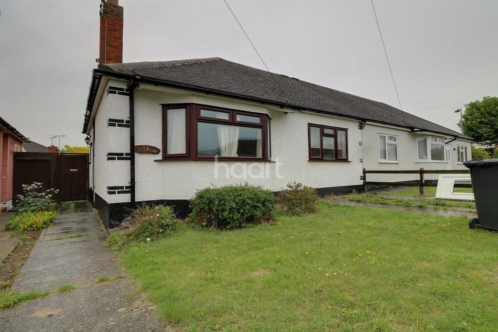 2 Bedrooms Bungalow for sale in Purleigh Road, Rayleigh