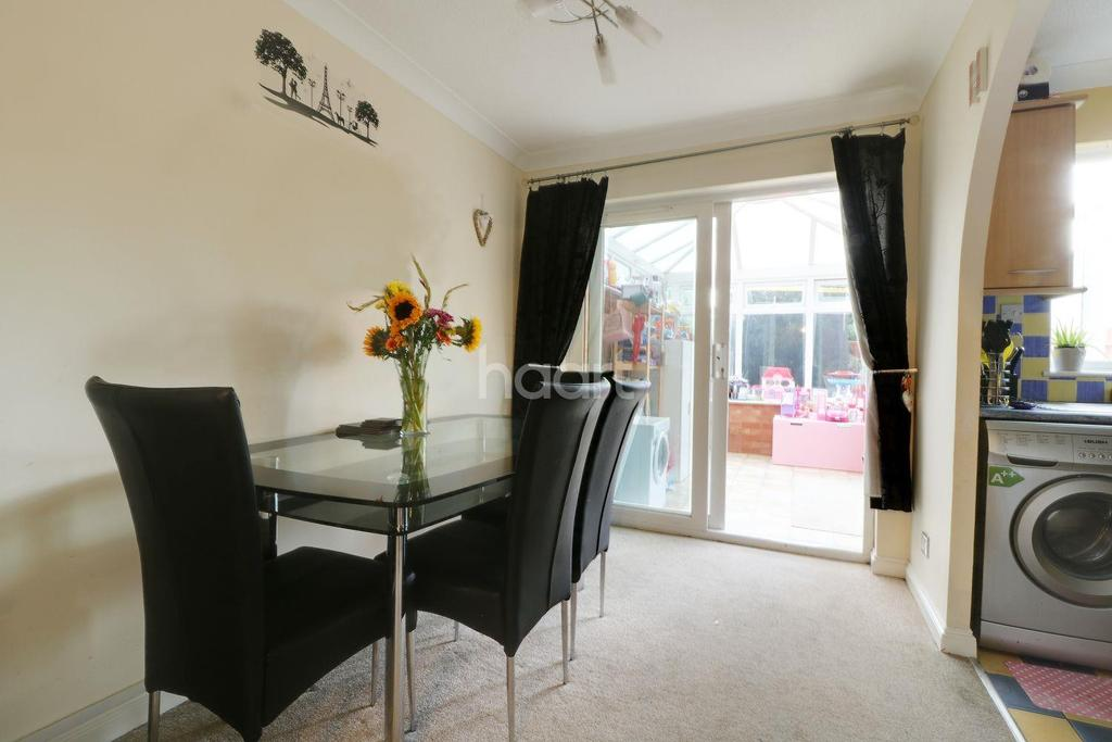 3 Bedrooms End Of Terrace House for sale in Tamworth Drive, Swindon, Wiltshire